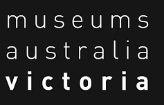 Museums Australia Victoria logo.